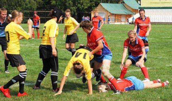 Female Rugby Championship in Russia 3