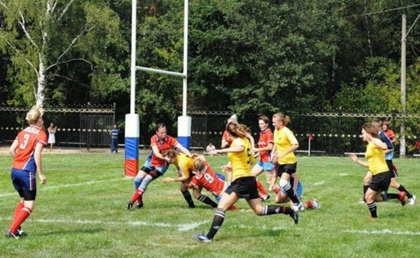 Female Rugby Championship in Russia 5