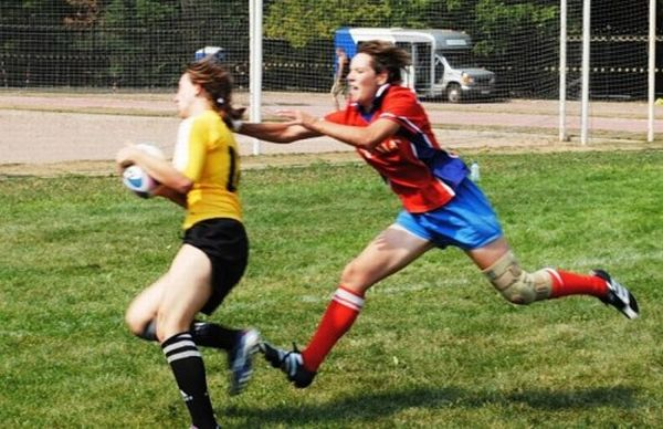 Female Rugby Championship in Russia 7
