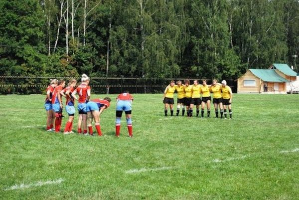 Female Rugby Championship in Russia 8