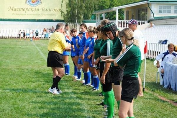 Female Rugby Championship in Russia 9