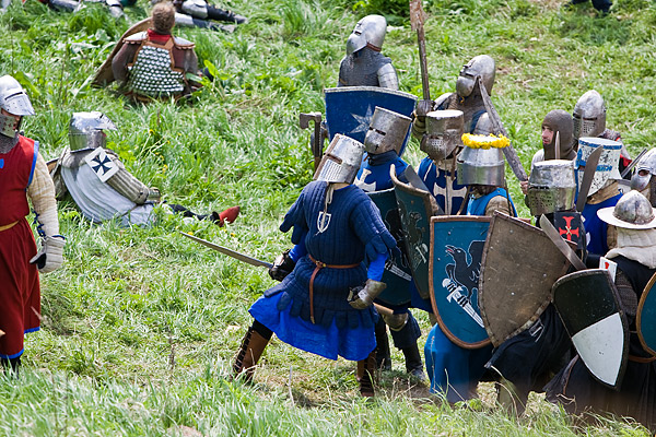 Russian medieval fight 6