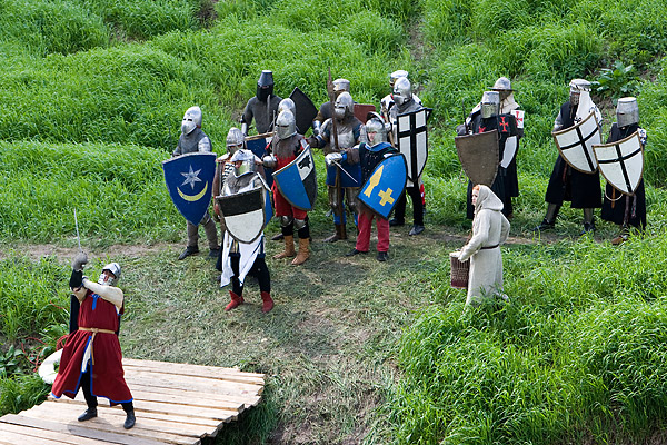 Russian medieval fight 7