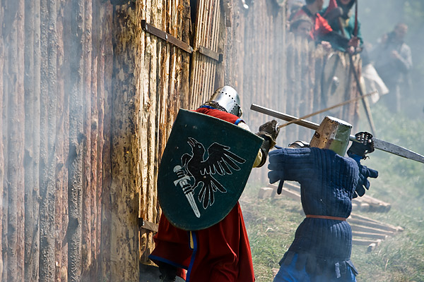 Russian medieval fight 11