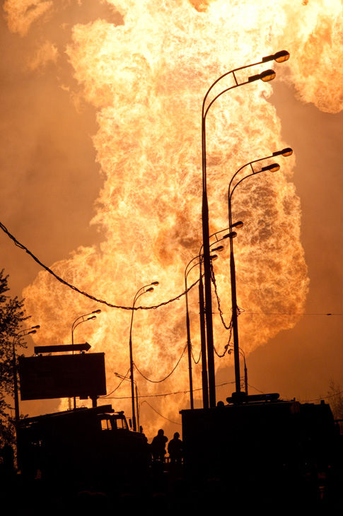 Moscow gas explosion 10