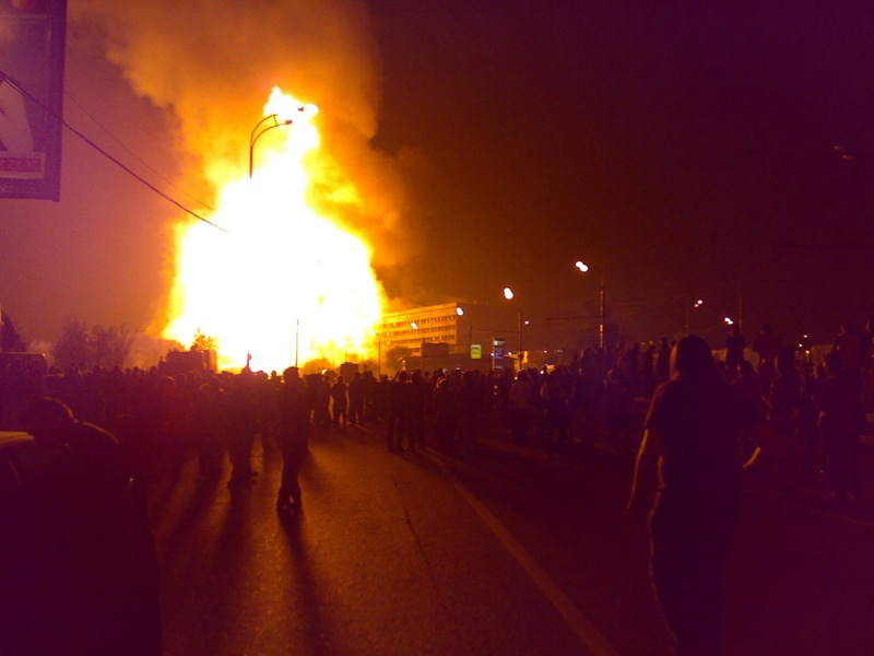 Moscow gas explosion 12