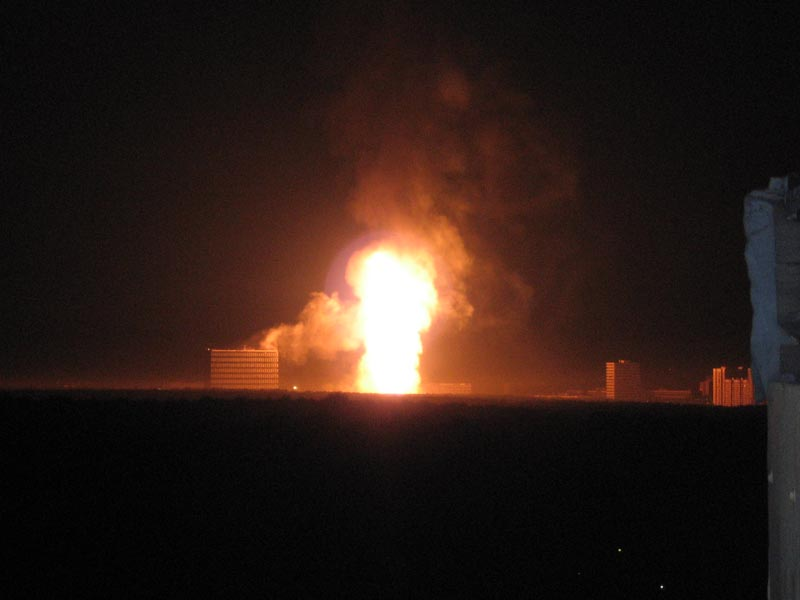 Moscow gas explosion 15