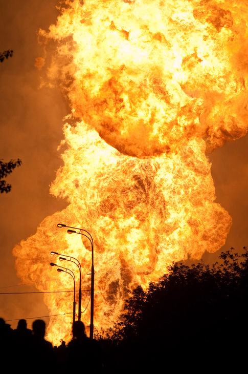 Moscow gas explosion 5
