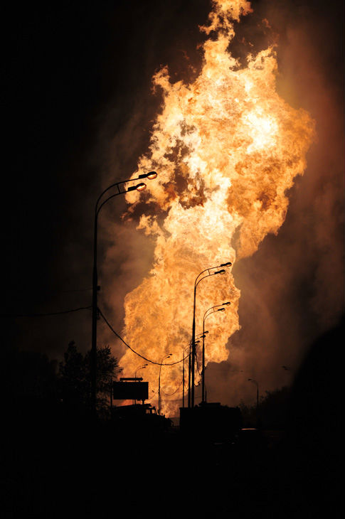 Moscow gas explosion 6