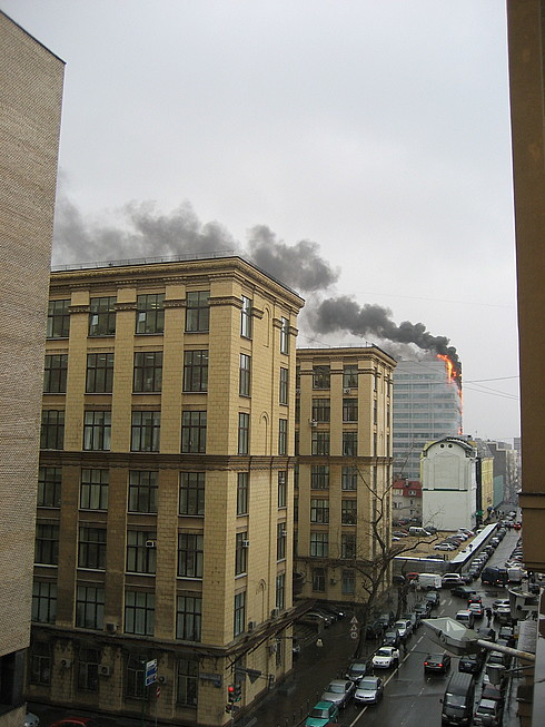 fire in moscow 3