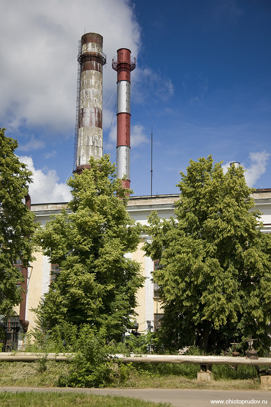 Oldest Nuclear Power Plant 1