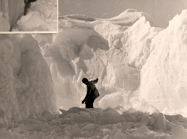 first Russian expedition to Antarctics in 1950 35