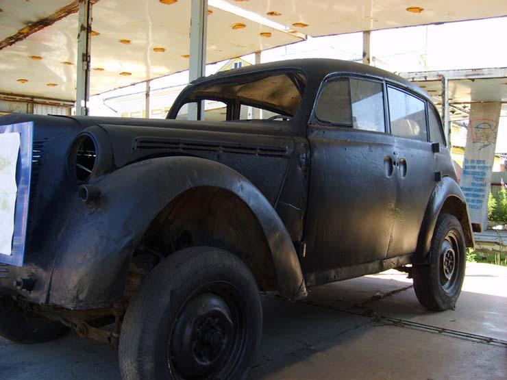 First Russian Car 1
