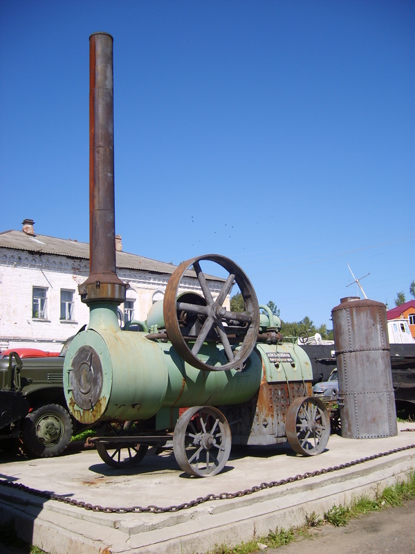 First Russian Car 3