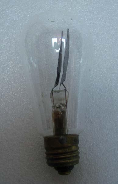 First Soviet Russian bulb 2