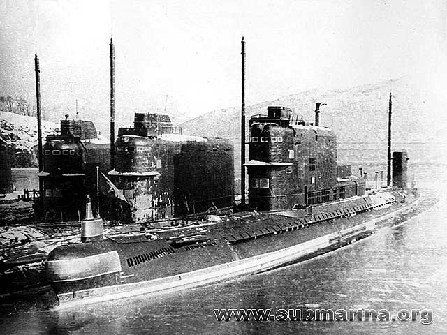 first russian submarine 2
