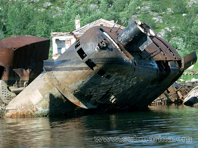 first russian submarine 6