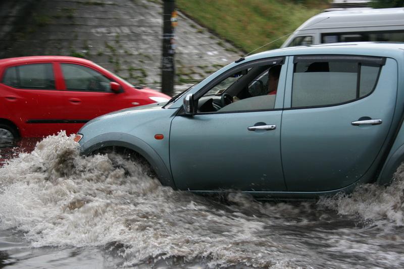 Russian flooding in Kiev 10