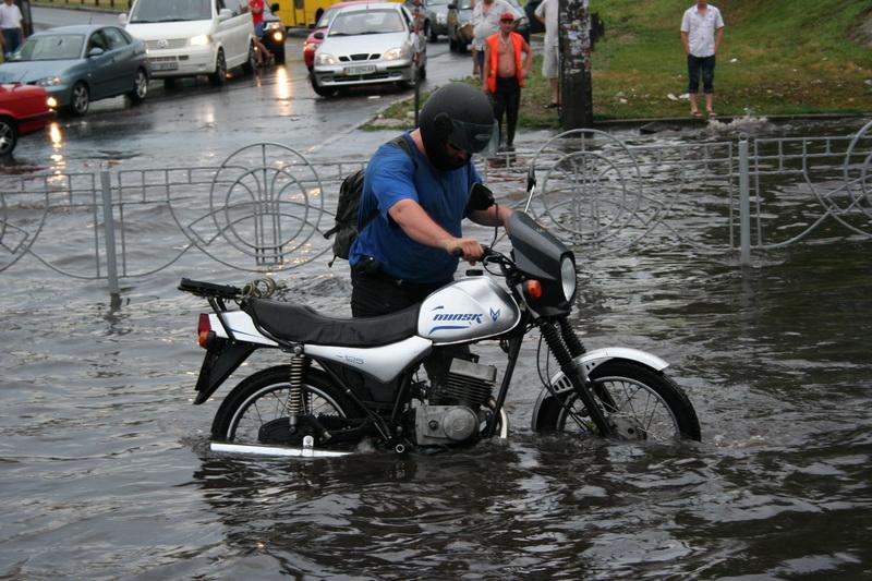 Russian flooding in Kiev 14