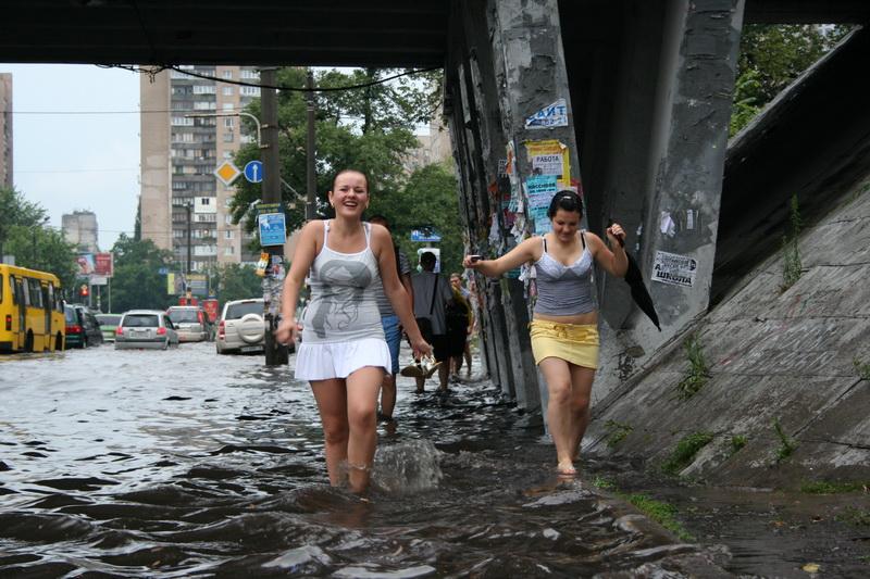 Russian flooding in Kiev 21