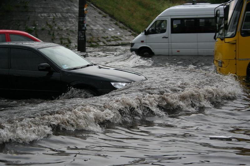 Russian flooding in Kiev 7