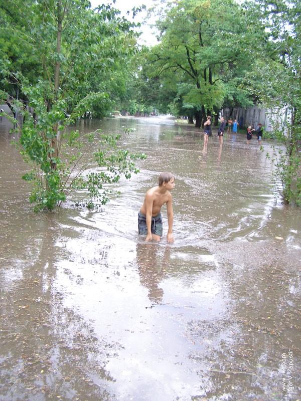 flood in Nikolaev, Ukraine 12