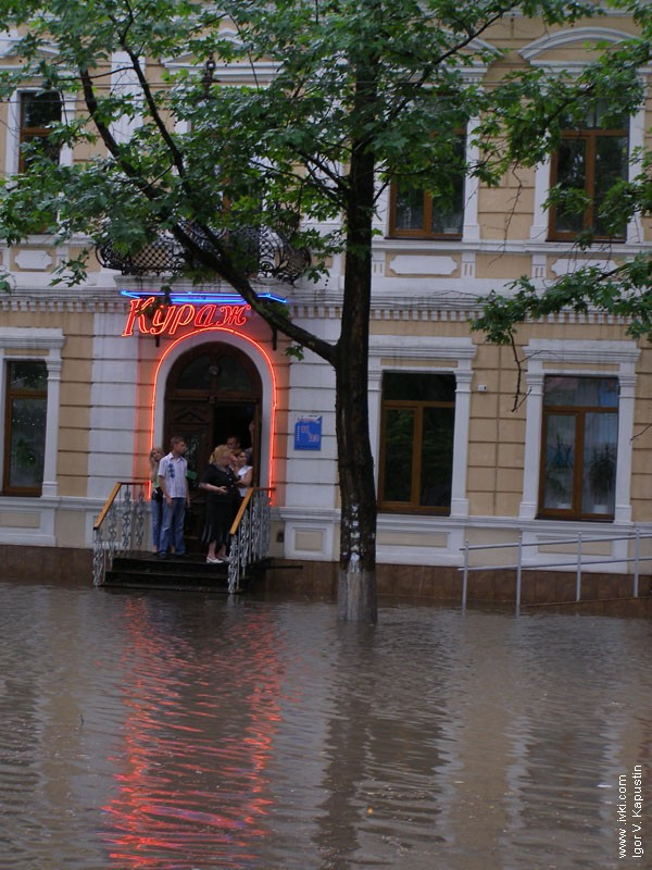 flood in Nikolaev, Ukraine 5