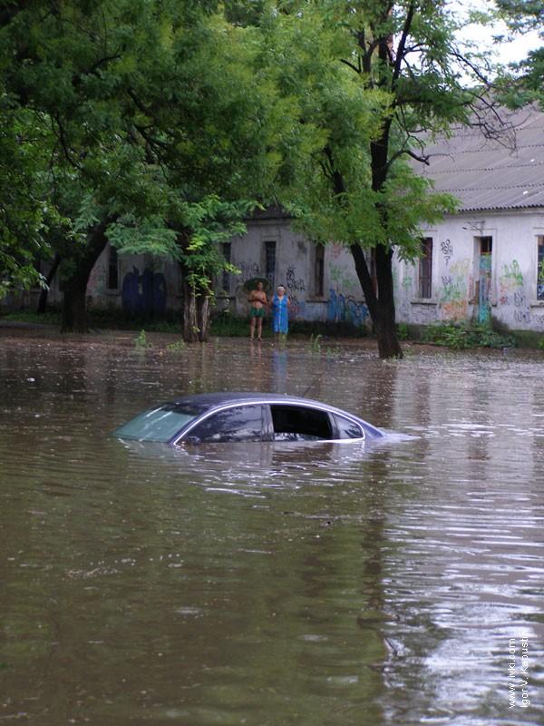 flood in Nikolaev, Ukraine 8