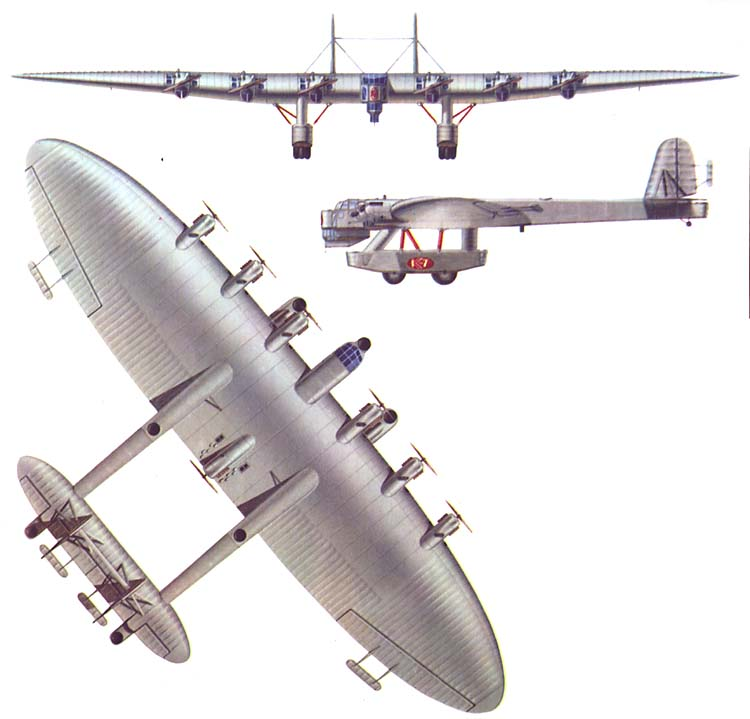 Russian flying fortress 16
