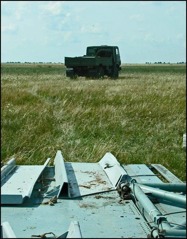 Military drop of kamaz truck 7