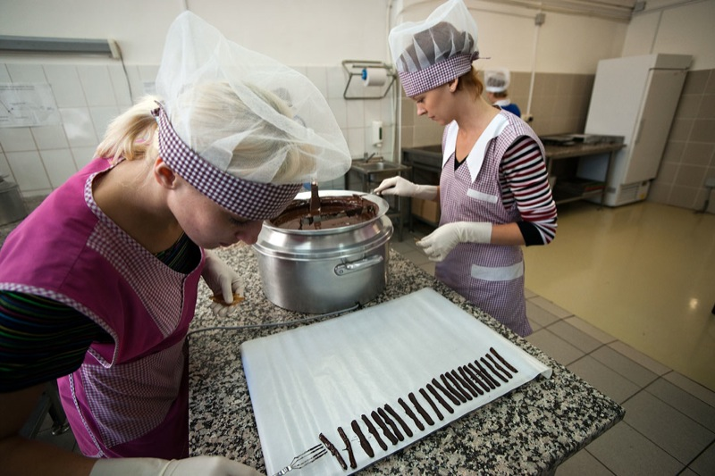 Russian food factory 3