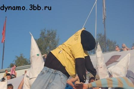 soccer nazis in Russia 5