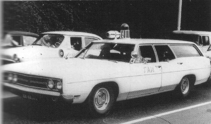 foreign cars in USSR police 2