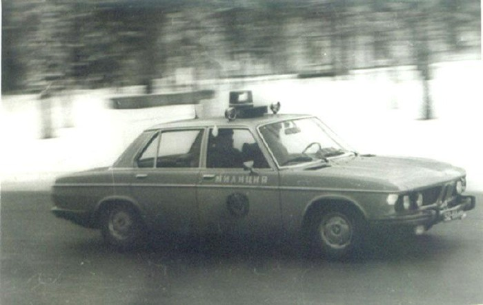 foreign cars in USSR police 3