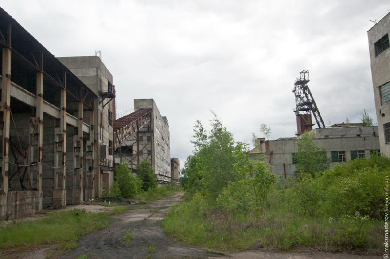 Forgotten in the Past: Nikulino Mine