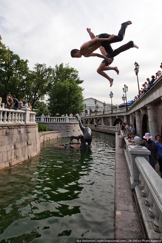 Fountain Swim - Part II 11