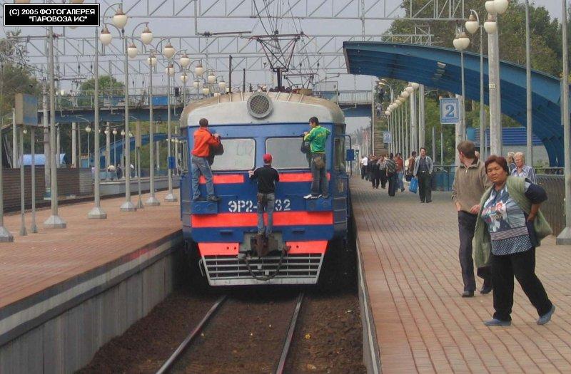 Train in Russia 12