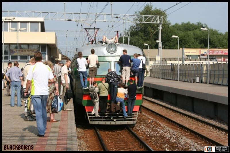 Train in Russia 10
