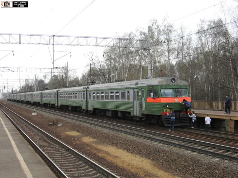 Train in Russia 13