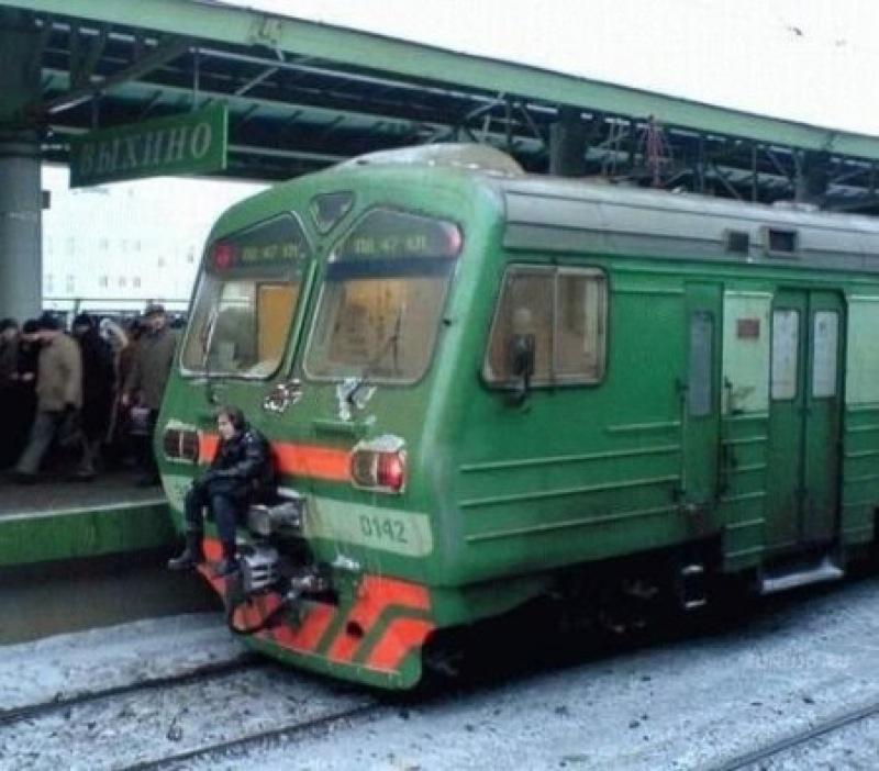 Train in Russia 16