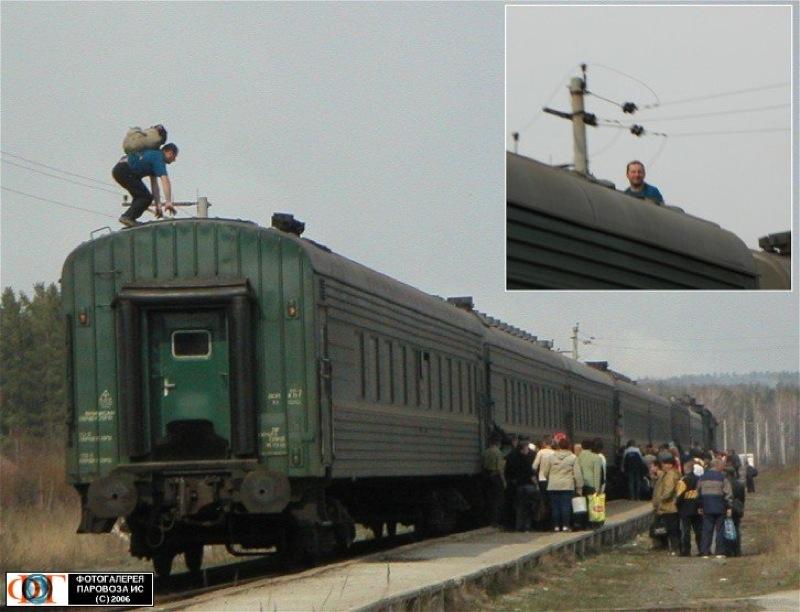 Train in Russia 2