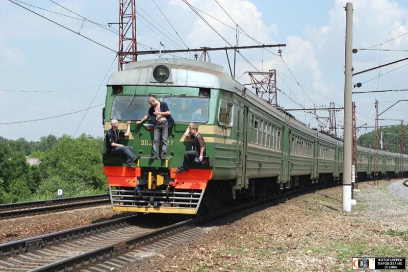 Train in Russia 3