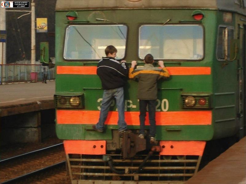 Train in Russia 4
