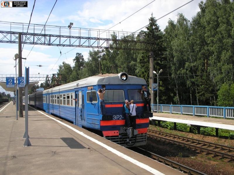 Train in Russia 6