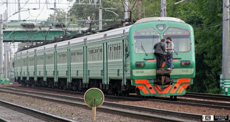 Train in Russia 8