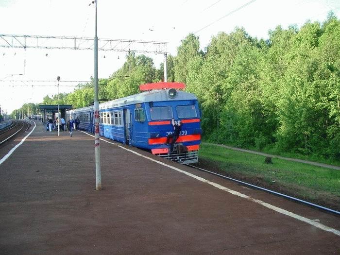 Russian kids take a free train ride 9