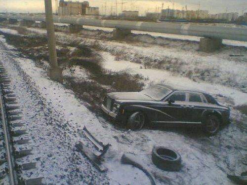 Russian Rolls Royce