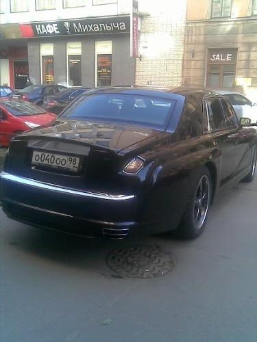 Russian Rolls Royce 4