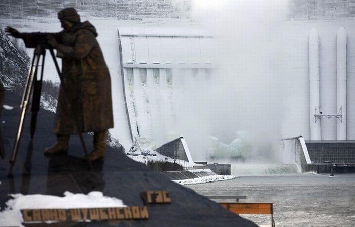 The Frozen-Explosion Power Plant