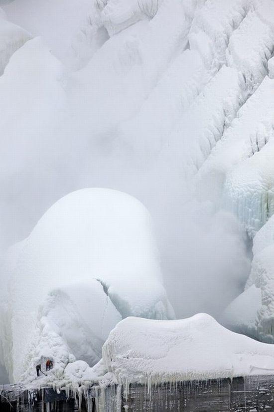 Russian frozen power plant 7